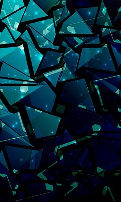 Abstract-Shattered-240x400-Abstract-Wallpaper
