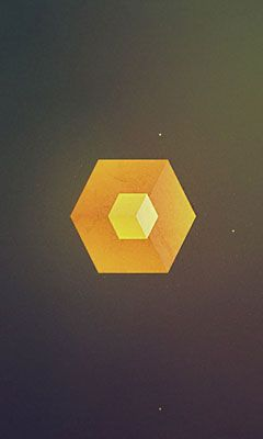 Hexagon-240x400-Abstract-Wallpaper