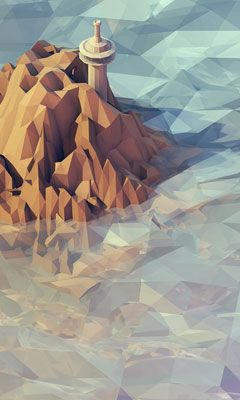 Mountain-240x400-Abstract-Wallpaper