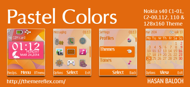Pastel-Colors-C1-theme-by-hb