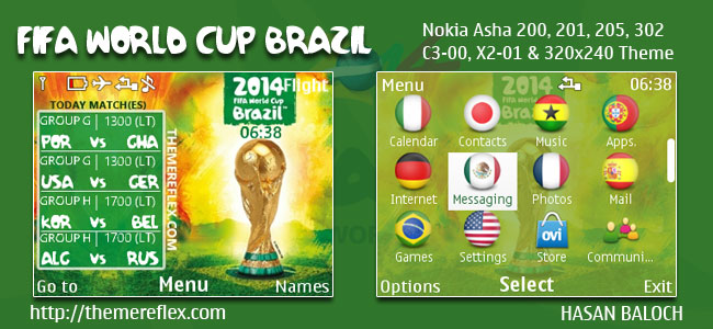 fifa-worldcup-2014-C3-theme-by-hb