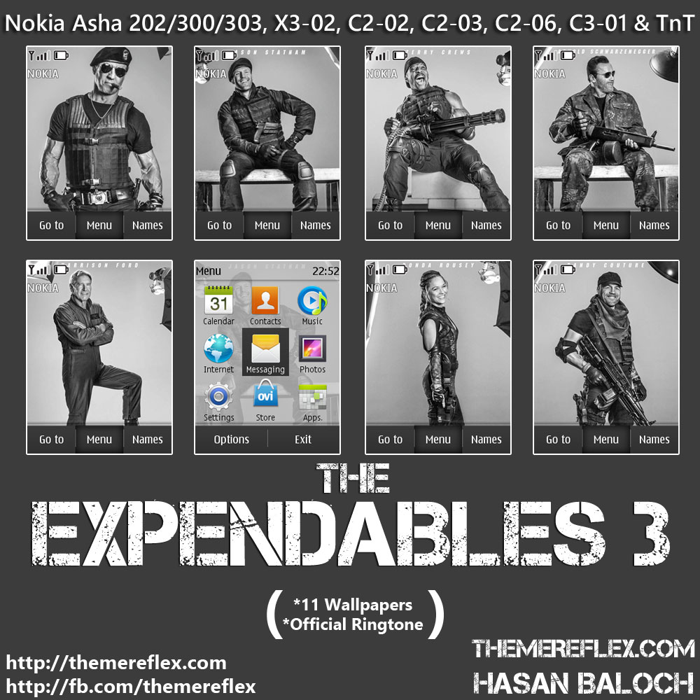 Expendables-3-Themes