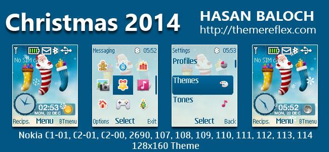 Christmas 2014 Themes