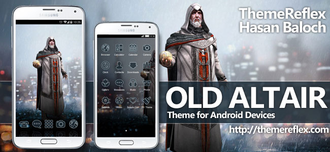 Old Altair Theme