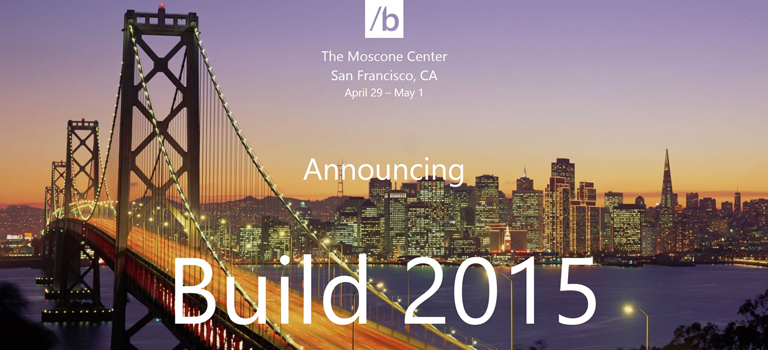 Microsoft teases new products for Build 2015