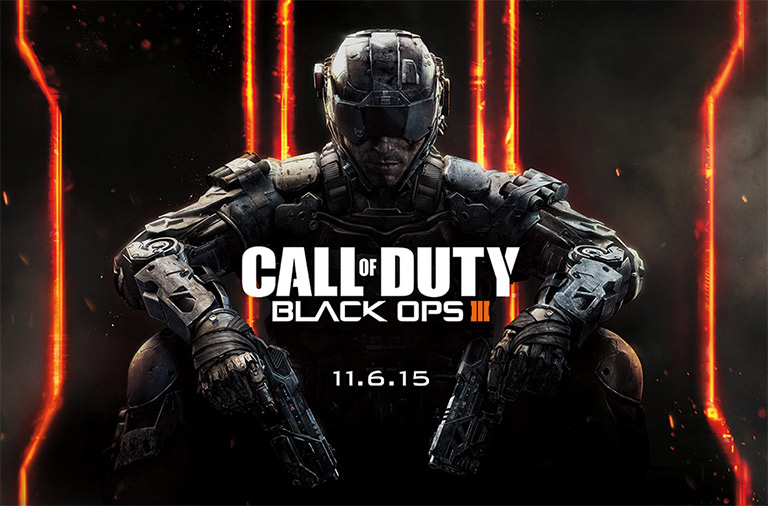 'Call of Duty: Black Ops 3' reveal trailer and a lot of new features