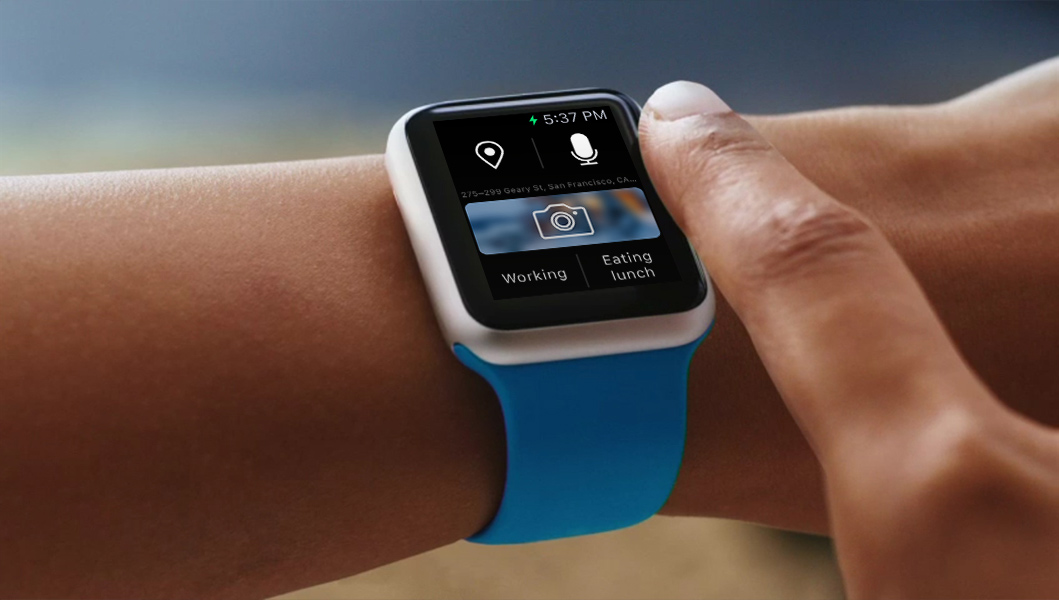 'Apple Watch' apps Roundup