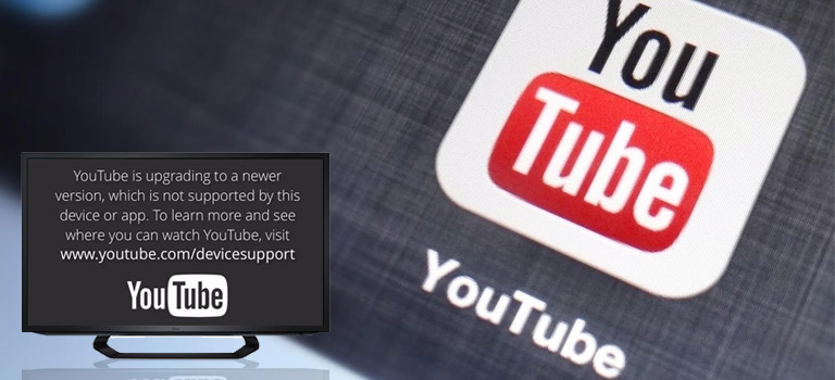YouTube App no longer be supported on older Apple TV, iOS devices after 'April'
