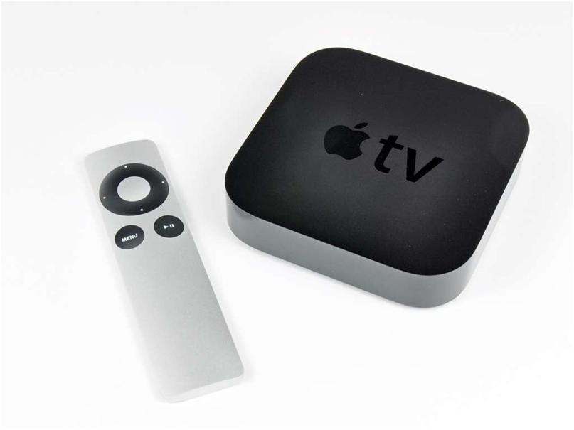Apple TV's new remote control will feature a touch pad