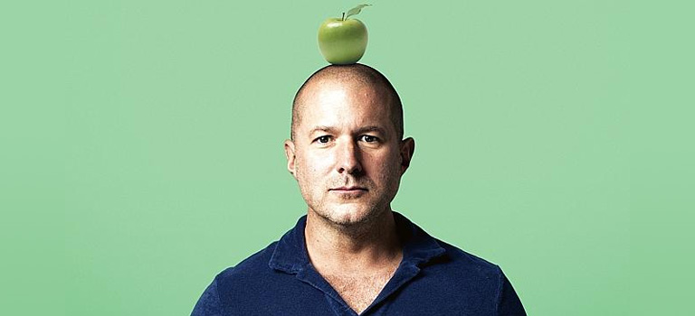 Jony Ive becomes Apple's first Chief Design Officer