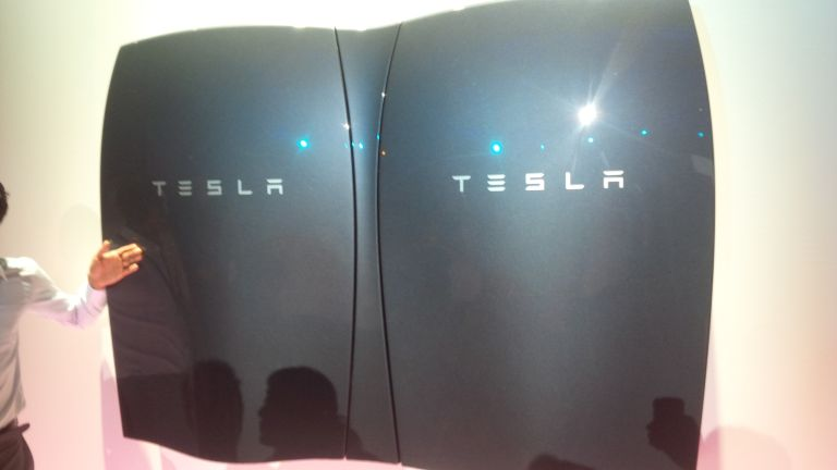 Tesla wants its 'Powerwall' to save the grid and your money