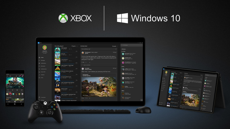 Xbox-and-Windows-10
