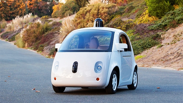 Google's self-driving cars will be on public roads this summer
