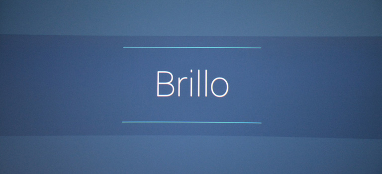 google-io-brillo