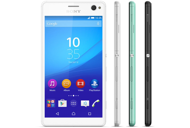 Sony launches selfie-focused smartphones 'Xperia C4' and 'Xperia C4 Dual'