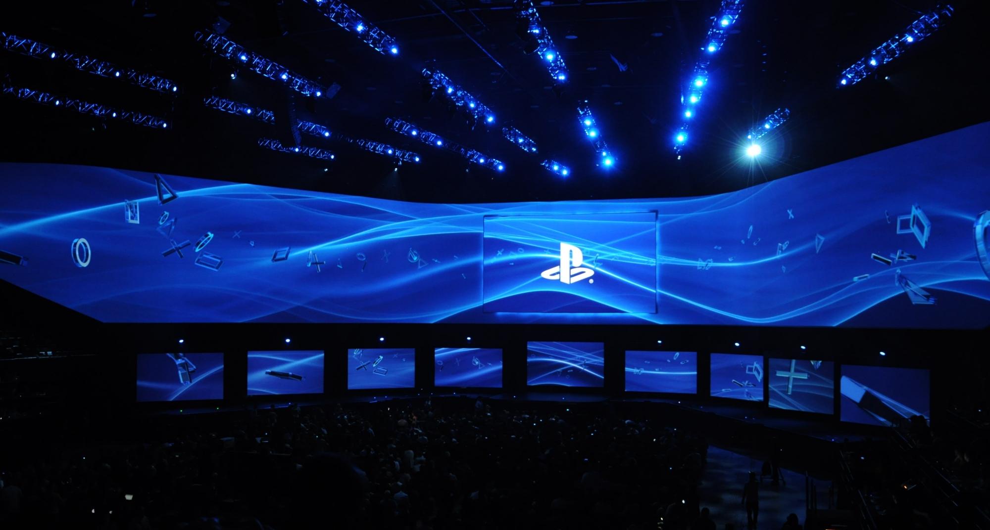 Sony E3 2015 press conference announcement