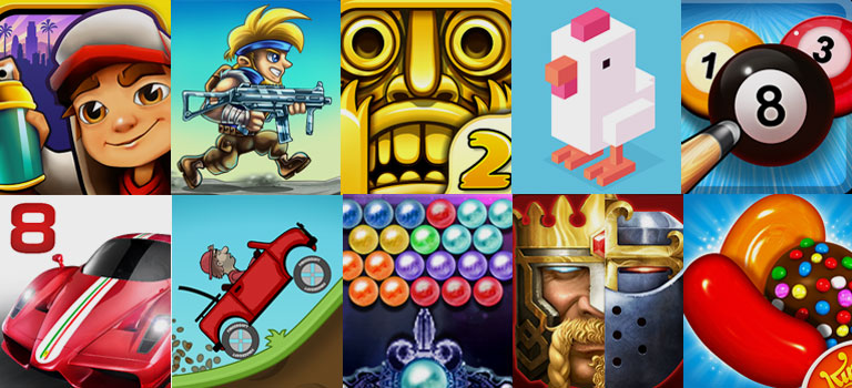 10 Best Android free-to-play Games