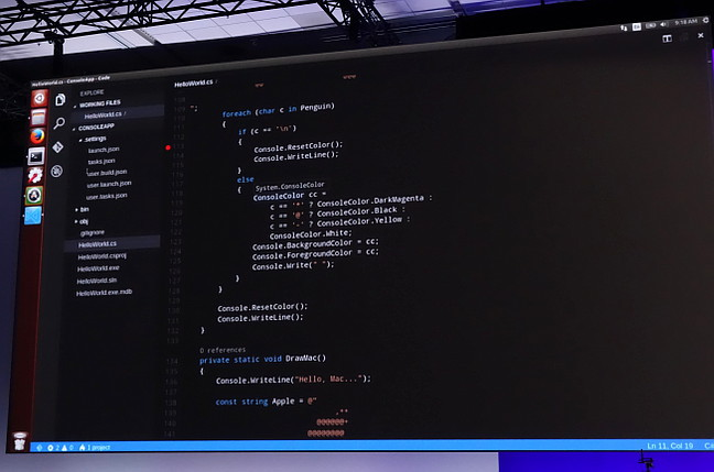 Microsoft launches Visual Studio Code, cross-platform code editor for OS X, Linux and Windows