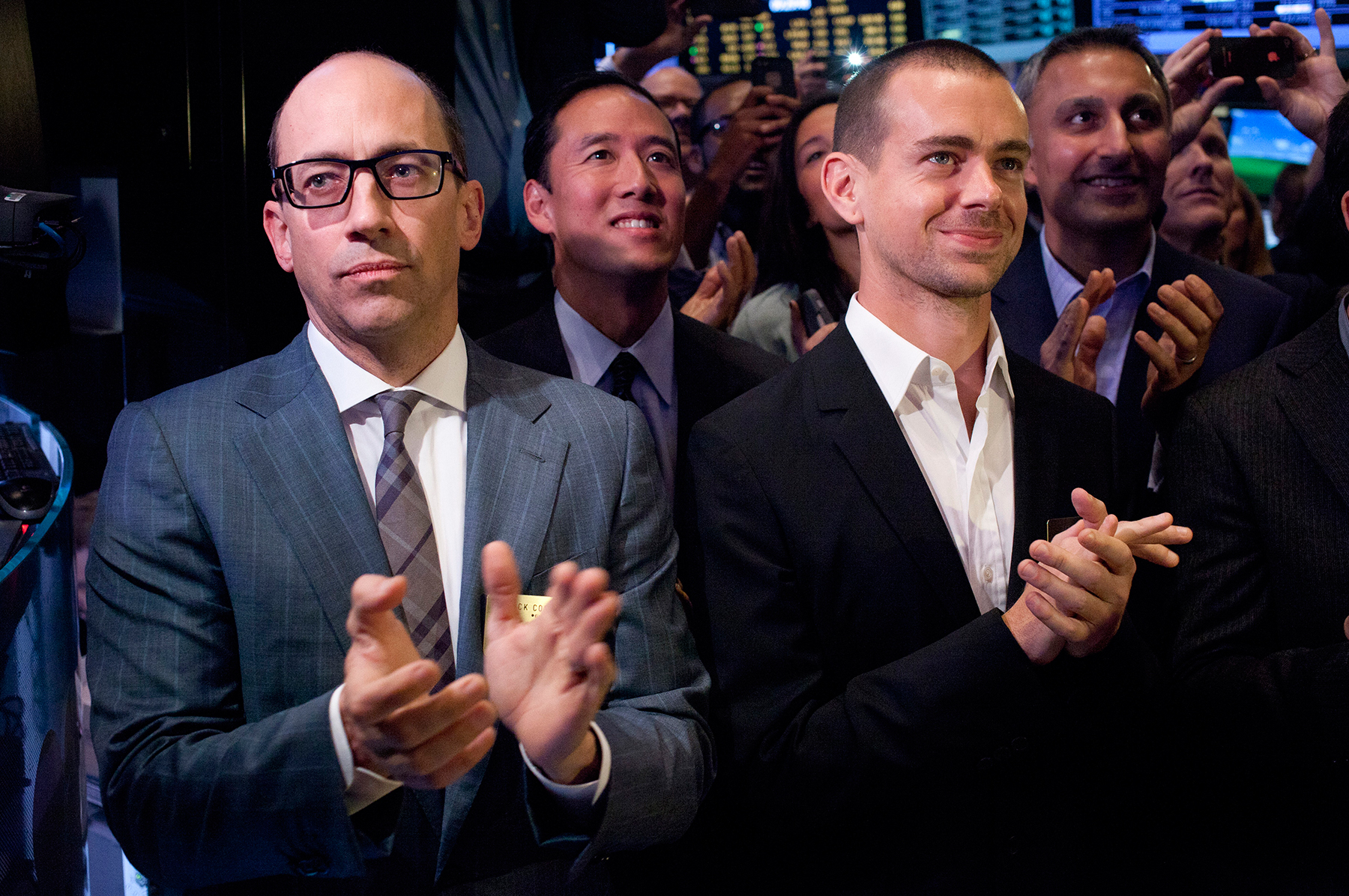 Twitter CEO Dick Costolo is stepping down, will be replaced by Jack Dorsey on July 1