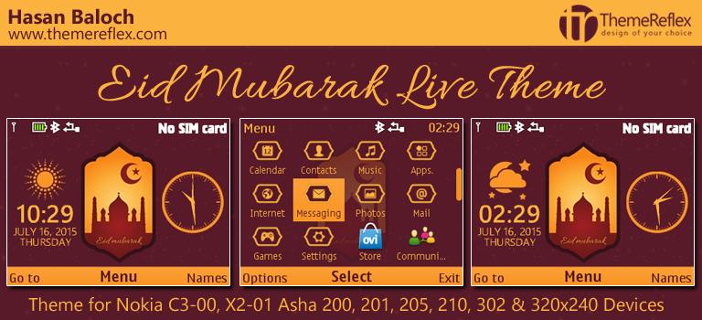Eid Mubarak Themes