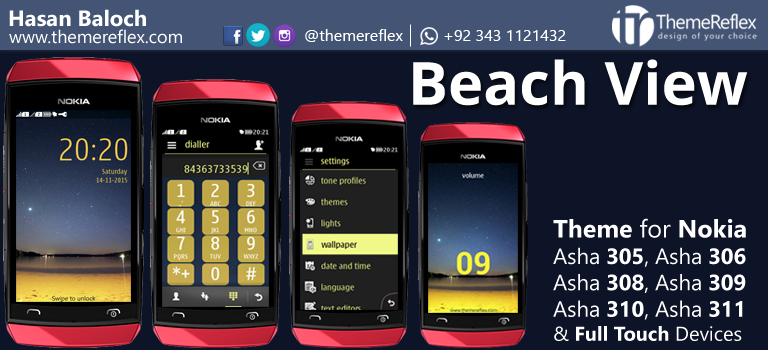 Beach-View-full-touch-theme-by-hb