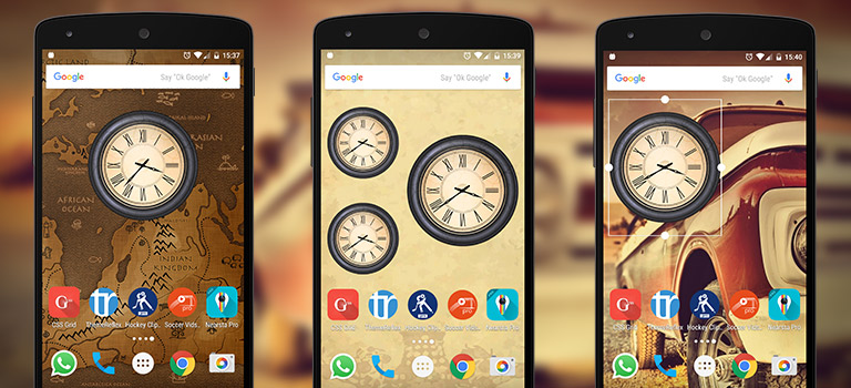 antique-style-android-clock-widget-themereflex