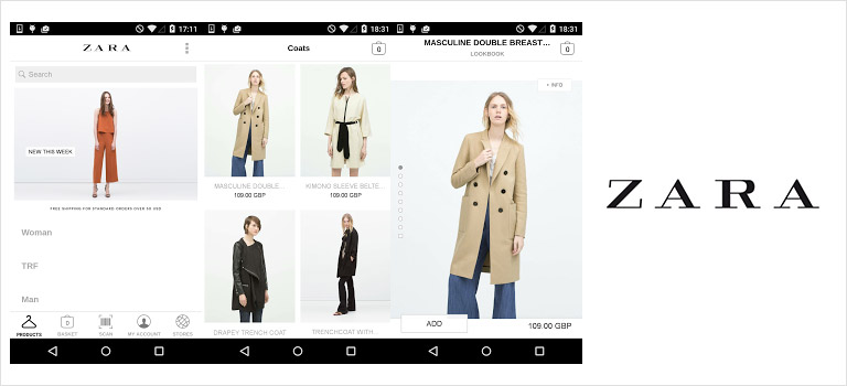 zara-android-shopping-app