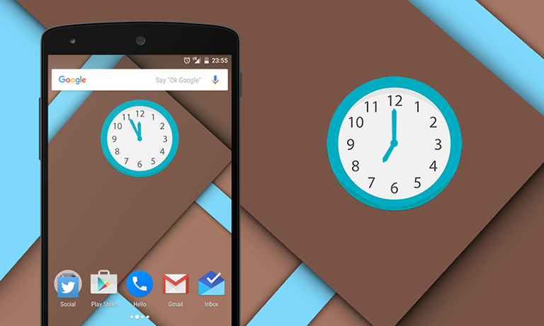 multicolor-clock-android-widget-themereflex-f3