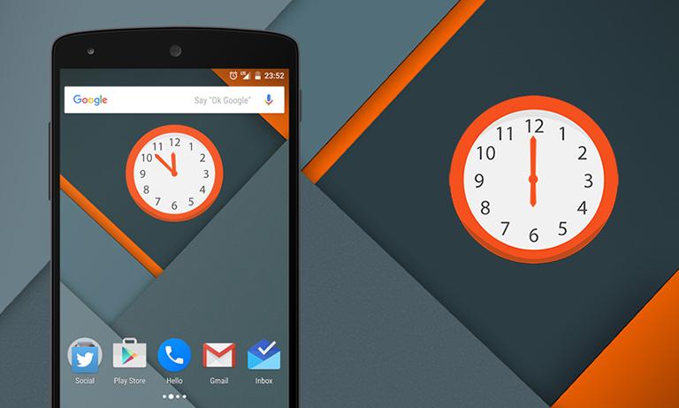 multicolor-clock-android-widget-themereflex-f4