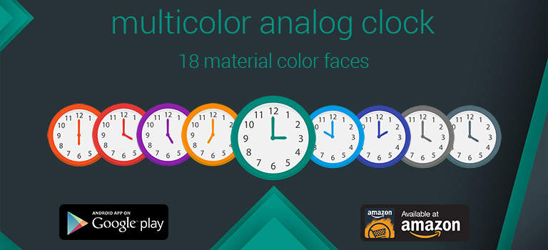 multicolor-clock-android-widget-themereflex