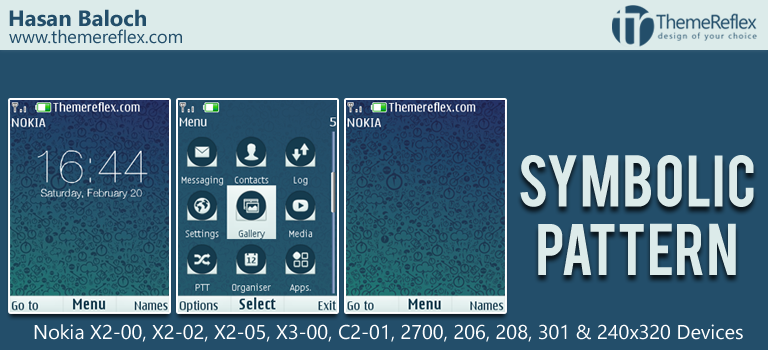 Symbolic-Pattern-X2-theme-by-hb