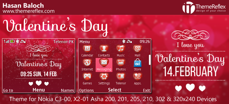 Valentine-2016-C3-theme-by-hb