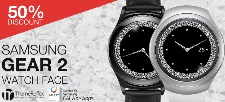 Ramadan Offer! Get 50% Discount on Diamond Watch Face