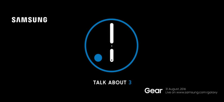 Samsung Gear S3 is coming 31st August and everything you need to know