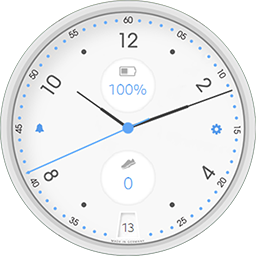 Reflexino watch face for Samsung Gear S3 and Samsung Gear S2