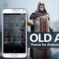 Old Altair Theme for Nokia X, Nokia XL, Samsung, Samsung Galaxy, Samsung Star, Google, Google Nexus, Sony Xperia, Q-Mobile, HTC, Huawei, LG G2, LG & Other Android Devices