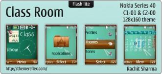 Class Room theme for Nokia C1-01, C2-00 & 2690