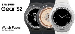 Three Diamond Watch faces to check out for your Samsung Gear S2